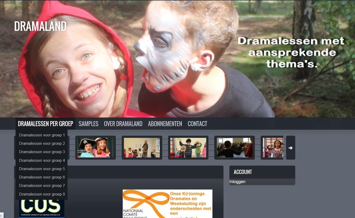 Screenshot dramaland-2013